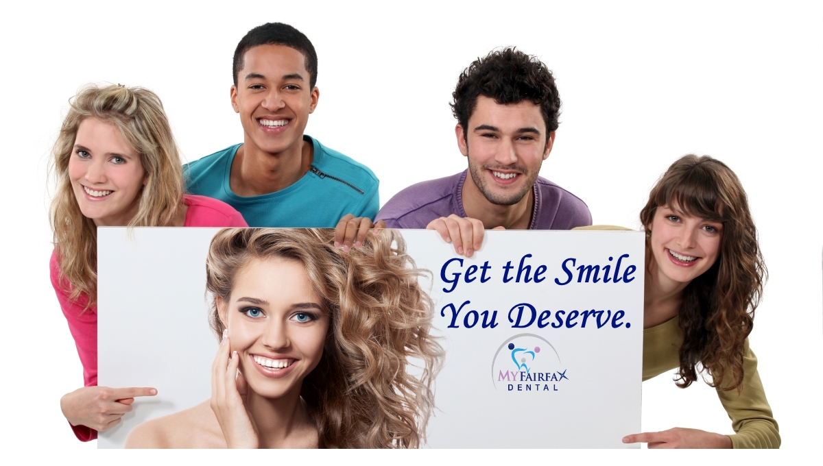 Family Dentistry by Dr.Le in Fairfax VA
