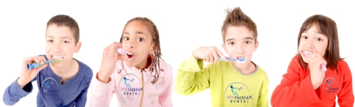 Children's Dentistry in Fairfax, VA by Dr. Hang Le